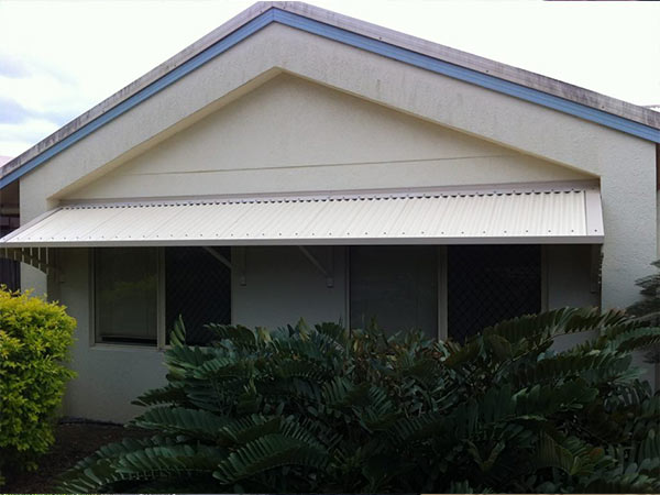 Cyclone Rated Window Awnings—Lattice and Patios in Bungalow QLD