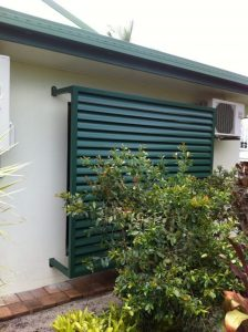 Green Louvres—Lattice and Patios in Bungalow QLD