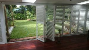 House Shutter 4—A & B Lattice Patios in Bungalow QLD